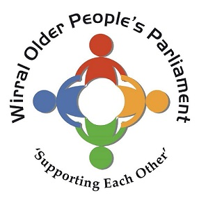 Wirral Older People's Parliament logo