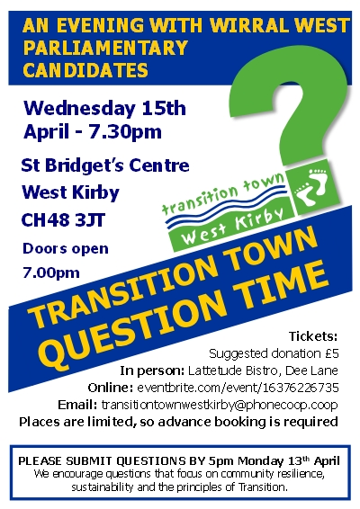 Transition Question Time