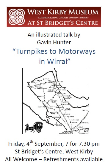 Turnpikes to Motorways in Wirral
