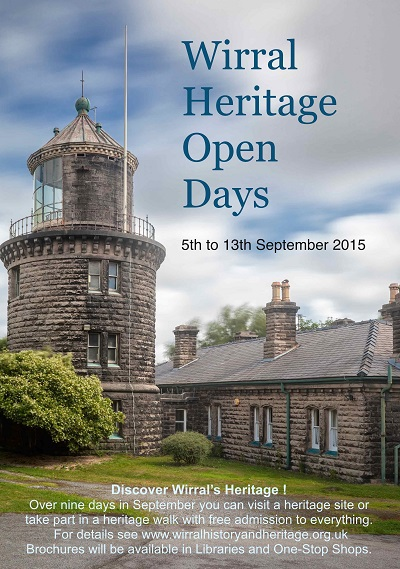 Wirral Heritage Open Days